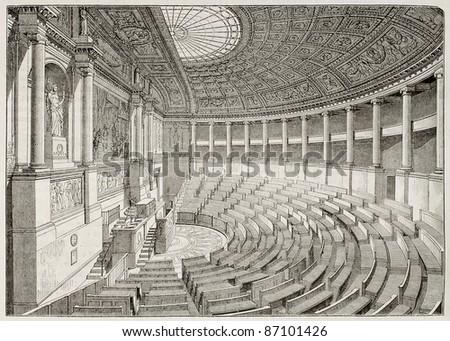 Palais bourbon stockfoton bilder shutterstock for French chamber