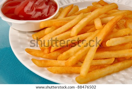 French Fries 2 - stock photo