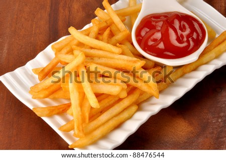 French Fries 12