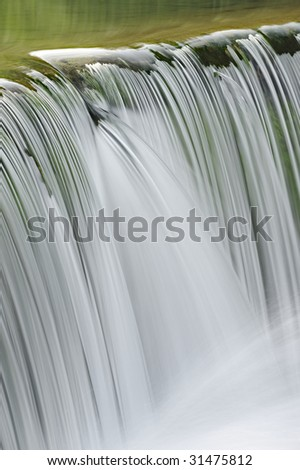 French Pyrenees - stock photo