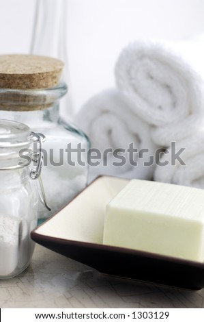 Fresh and Clean - stock photo