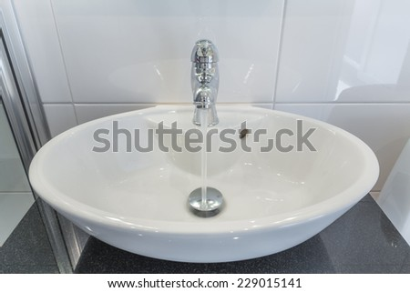 Fresh and clean water - stock photo