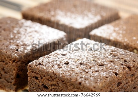 fresh baked  wholegrain whole wheat raisins and nuts bread with lots of assorted healthy ingredients - stock photo