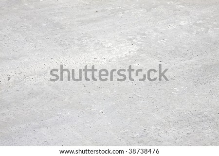 fresh concrete texture - stock photo