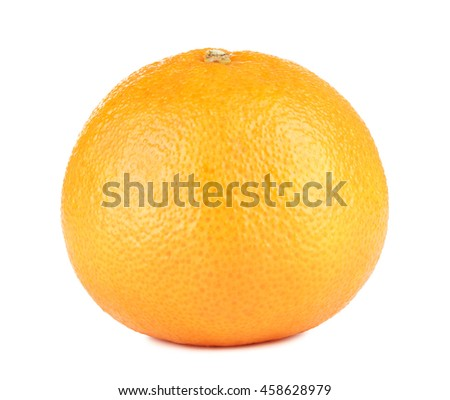 Fresh Mandarin Isolated