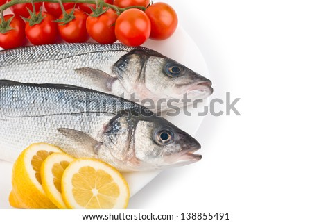 Sea food stock photo 72351688 shutterstock for Raw fish dish