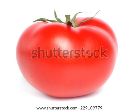 Fresh tomato      - stock photo