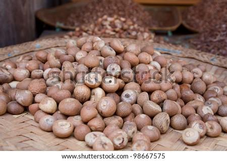 Fresh vegetables famer market, Goa, India - stock photo