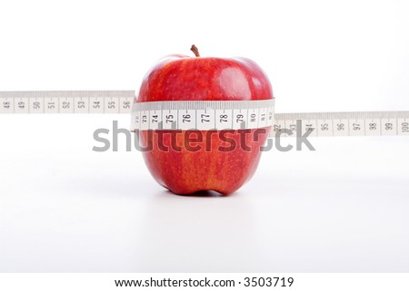 Fresh Vegetables, Fruits and other foodstuffs. Diet. - stock photo