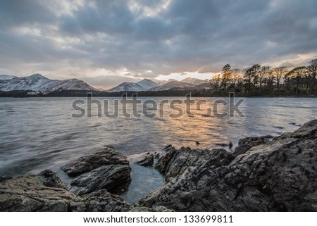 Friars Crag - stock photo