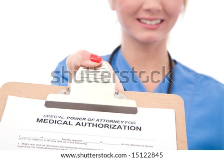 Medical Authorization Stock Images, Royalty-Free Images & Vectors ...