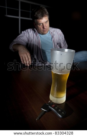 Friends don`t let friends drive drunk - stock photo