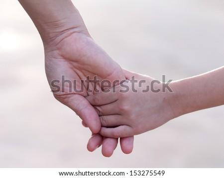 friendship and Binding - stock photo