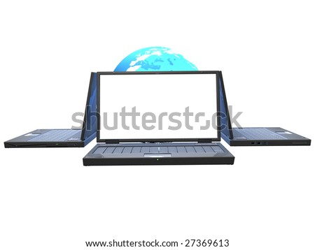 Front - stock photo
