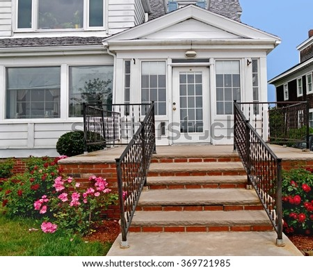 Porch Stock Photos Images Amp Pictures Shutterstock