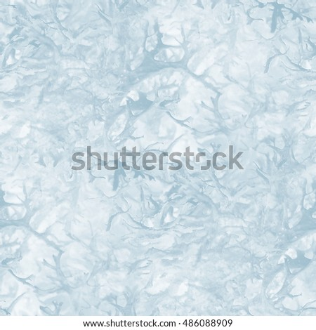 frost on the glass - seamless christmas background