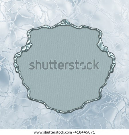 Frozen paper great usage card invitation stock illustration frozen paper great usage as a card invitation or scrapbook background stopboris Images