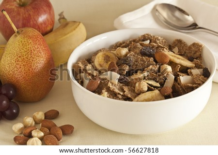 fruit of the poisonous tree is fruit and fibre cereal healthy