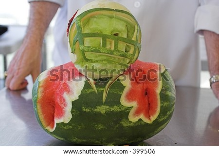 Fruit Food helmet