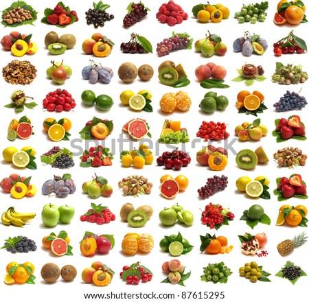 Fruits - stock photo