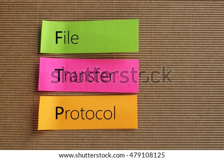 file transfer protocol a white paper Ftp (file transfer protocol) is a standard network protocol used to transfer files between clients and servers over the internet after logging in to an ftp server or using anonymous ftp.