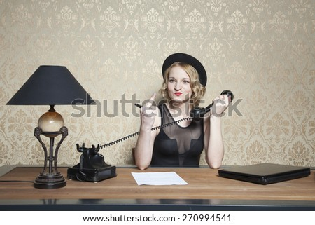 fuck you I'm the boss here - stock photo