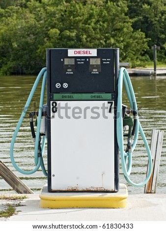 Fuel Marine Pump