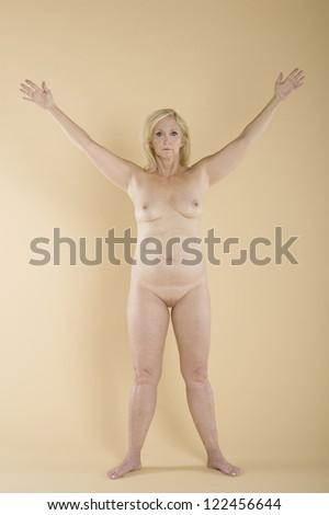 Will Full length nude model risk