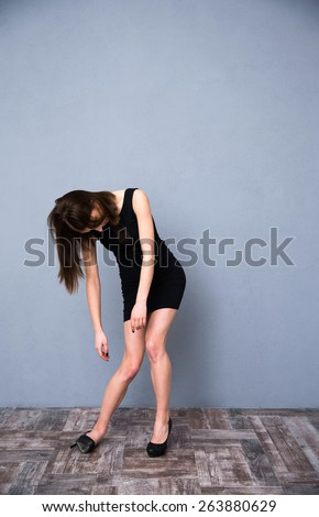 Drunk Woman Stock Photos Images Amp Pictures Shutterstock