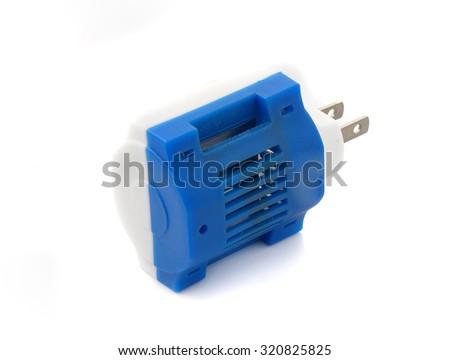 fumigator on the white background - stock photo