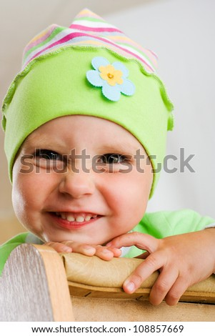 fun in the hat baby laughs