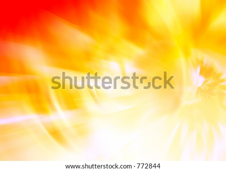 Funky Abstract Background 2 - stock photo