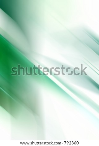Funky Abstract Background - stock photo