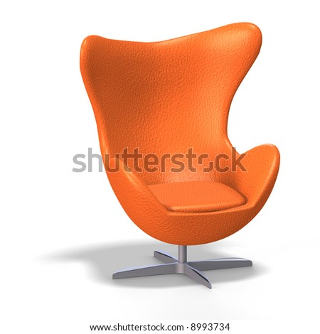 Egg chair stock images royalty free images vectors for 70s egg chair