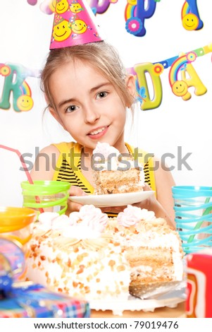 Funny birthday party