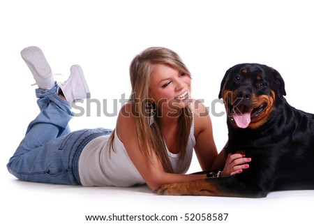 funny black don on the white - stock photo