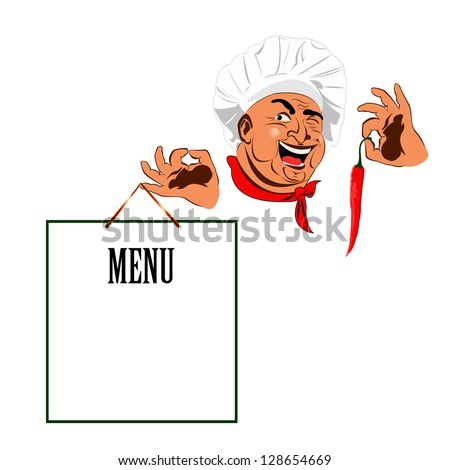 Funny Chef Best food for gourmet