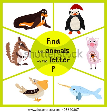 funny learning maze game find all stock illustration 408640807