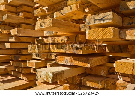 Furniture production - stock photo
