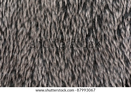 furry background - stock photo