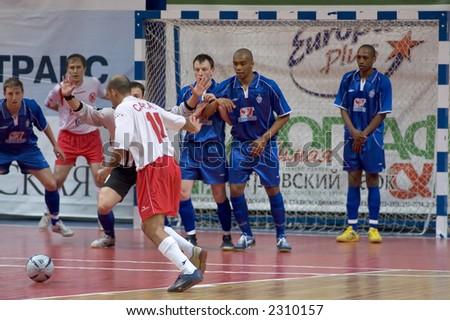 Futsal #5 - stock photo