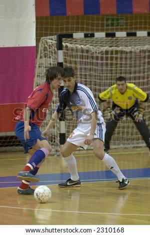 Futsal #16 - stock photo