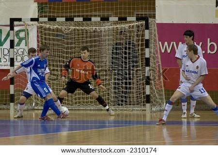 Futsal #22 - stock photo