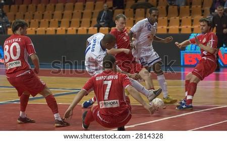 Futsal #102 - stock photo