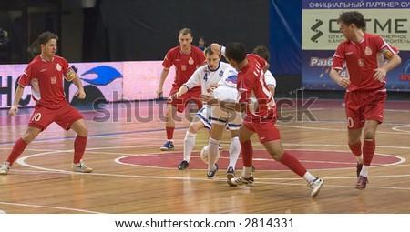 Futsal #104 - stock photo