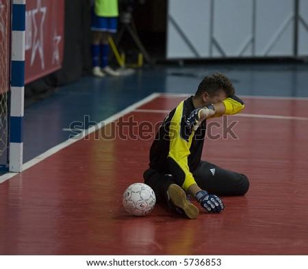 Futsal #31 - stock photo