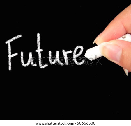 future background - stock photo