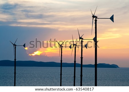 Future Energy, Wind turbine, Lan Island, Thailand