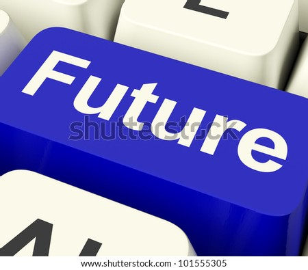 Future Key Showing Prediction Forecasting Or Prophecies