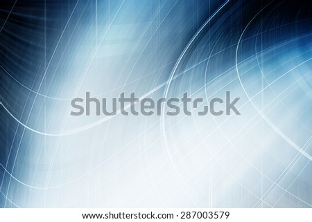 Futuristic Background,Abstract Blue Background - stock photo